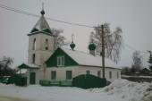 Храм святителя Николая Чудотворца в д. Храпков Хойникского района