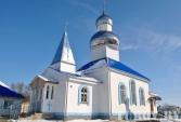 Храм святого Архангела Михаила в д. Слобода Мозырского района