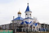 Храм святого Архангела Михаила в поселке Червоное