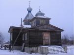 Храм святого Архангела Михаила в д. Дуброва Лельчицкого района