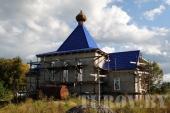 Храм Рождества Пресвятой Богородицы в д. Ленин Житковичского района
