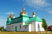 Храм Святой Живоначальной Троицы в д. Глушковичи Лельчицкого района