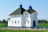 Храм в честь иконы Божией Матери «Неупиваемая Чаша» в д. Углы Брагинского района