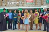 Священник поздравил с началом нового учебного года учащихся СШ №12 г. Мозыря