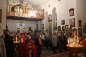 Иерей Ростислав Бондаренко посетил Храковичскую общеобразовательную школу