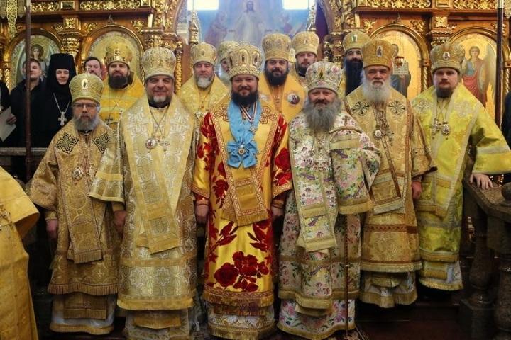 Архиепископ житомирский и новоград волынский гурий кузьменко сексуальный скандал