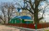 Храм святого великомученика Георгия Победоносца в д. Боровое Лельчицкого района