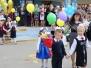 Священнослужитель поздравил с Днем знаний учащихся СШ №11 г. Мозыря