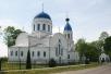 Храм в честь святителя Николая Чудотворца в городе Петриков