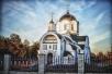Храм в честь святителя Феодосия Черниговского в городе Житковичи
