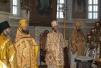 Божественная литургия в храме святителя Николая Чудотворца