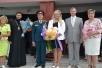 Клирик Туровской епархии поздравил учащихся Мозырской гимназии