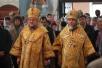 Торжества посвященные 605-летию храма Архистратига Михаила
