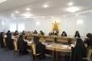 Епископ Леонид принял участие в заседании Синода Белорусского Экзархата