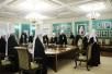 Началась новая сессия Священного Синода