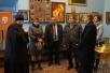 Юровичский монастырь посетили вторые лица Министерства культуры
