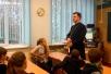 Священник провел беседу с учениками гимназии №1 г. Наровля