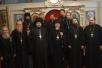 Божественная литургия в Свято-Рождество-Богородичном мужском монастыре