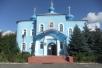 Храм Казанской иконы Божией Матери в городе Калинковичи