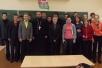 Беседа с учениками священнослужителя