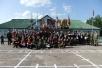 VIII военно-патриотический спортивный слет православной молодежи Беларуси