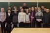 Иерей Игорь Книжонок посетил гимназию городского поселка Брагин