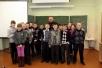 Священник провел духовную беседу с воспитанниками Брагинской средней школы