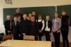 Cвященник встретился учениками Брагинской гимназии