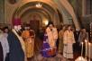 Всенощное бдение в храме святителя Николая Чудотворца в г. Петриков