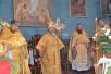 Архиерейское Богослужение в храме Святой Живоначальной Троицы в г. Ельске
