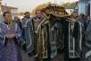 Служение епископа Леонида в Великую субботу Страстной седмицы