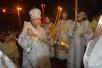Торжественное богослужение в праздник Светлого Христова Воскресения