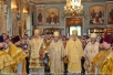 День престольного праздника Свято-Петро-Павловского кафедрального собора