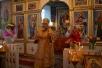 Епископ Леонид посетил с архипастырским визитом д. Вербовичи Наровлянского район