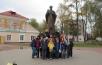 Ученики воскресной школы посетили древний Полоцк