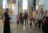 Экскурсия в Свято-Михайловский кафедральный собор паломников из Гомеля