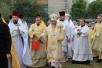 Освящение храма в честь святого Архангела Михаила в поселке Червоное