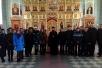 Встреча с учениками гимназии г. п. Октябрьский