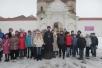 Школьники посетили Юровичский Свято-Рождество-Богородичный монастырь