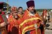 Престольный праздник в храме святого великомученика Георгия Победоносца