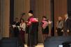 Священник поздравил педагогов с Днем учителя