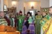Епископ Леонид совершил Божественную литургию в Мозыре