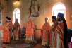 Торжества по случаю дня памяти священномученика Алексия, пресвитера Лельчицкого