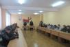 Священник посетил Мозырский профессиональный лицей строителей