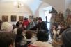 Свято-Михайловский кафедральный собор посетили школьники из города Гомеля