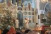 Богослужение в праздник Рождества Христова