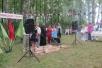 Открытие молодежного палаточного лагеря «Полесская радуга 2013»