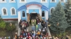 Храм иконы Божией Матери Казанской в городе Калинковичи