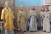 Владыка Леонид возглавил Божественную литургию кафедральном соборе Мозыря