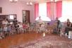 Священник посетил Мозырский дошкольный детский дом